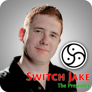Switch Jake The Presenter